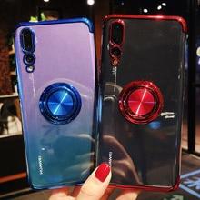 Huawei Honor 20 Honor20 Pro coques Huawei Honor 20 Honor20 Pro métal souple support magnétique étui pour Huawei Honor 20 Honor20 Lite