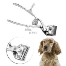 Kit professionnel tondeuse pour animaux de compagnie rasoir rasoir toilettage manuel tondeuse à cheveux