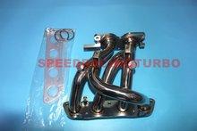 Коллектор выхлопного коллектора для MR2 SPYDER MRS ZZW30 1ZZ-FED 00-05 нержавеющий гоночный