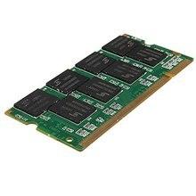 YOC de memoria de 1GB de memoria RAM PC2100 DDR CL2.5 DIMM 266MHz 200-pin portátil