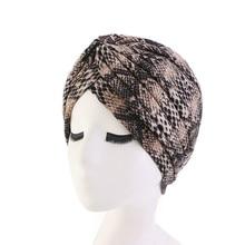 Coton musulman pliant Stretch Turban à volants chapeaux de cheveux Beanie Bandanas foulard Turban chapeaux pour les femmes 20