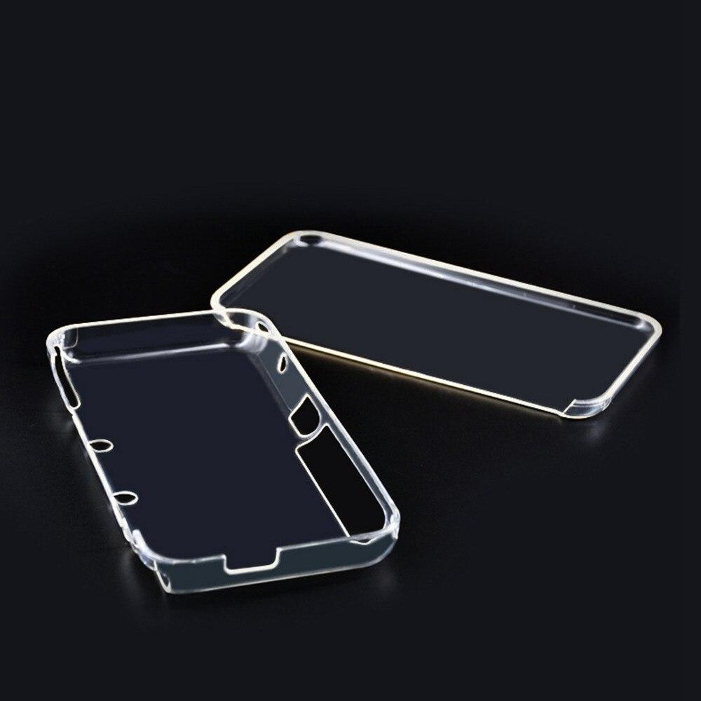Carcasa protectora enfundada MASiKEN para Nintendo 2DS XL LL 2017 TPU suave ultrafina transparente para 2DSXLLL