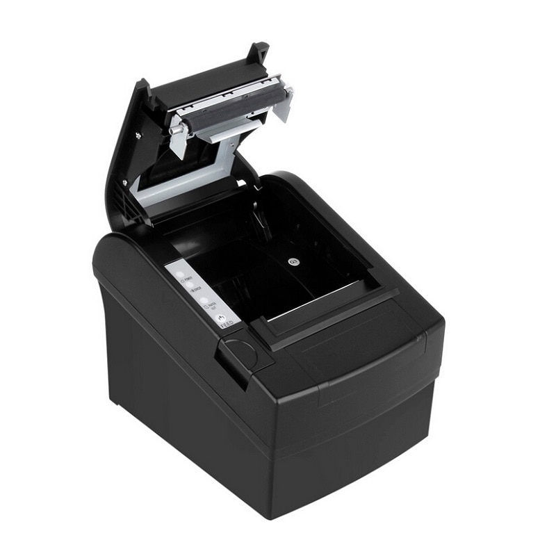 Impresora térmica pos de recibos 80mm 8220 Serial/USB/Ethernet puerto con cortador inalámbrico wifi impresoras para restaurante