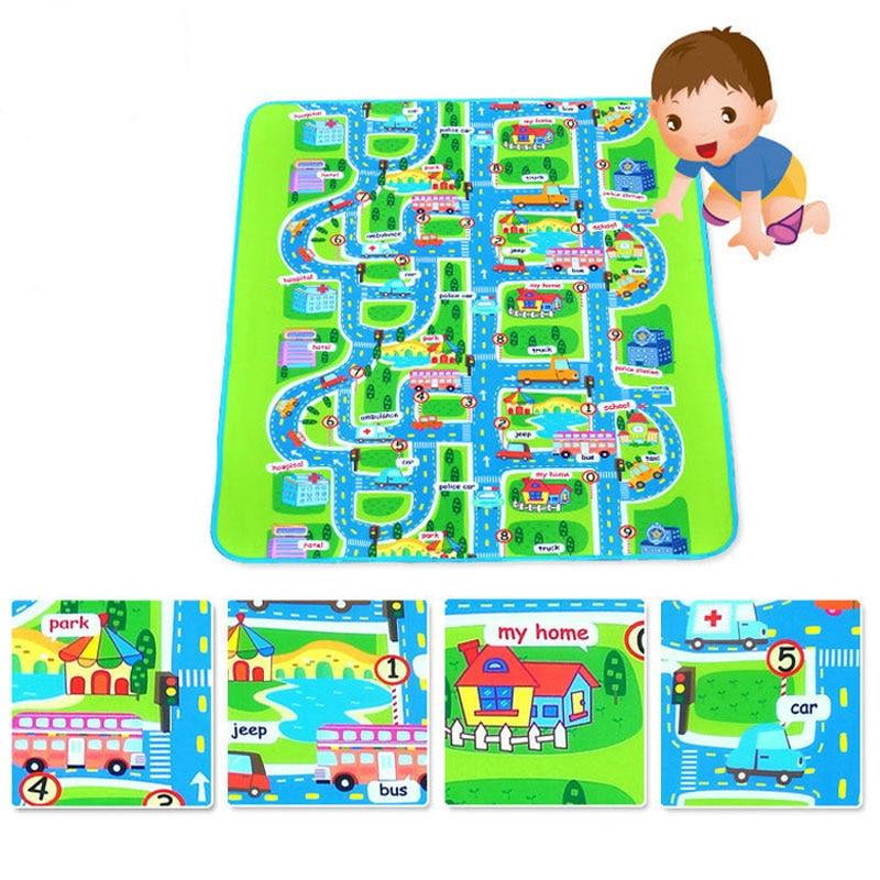 Alfombra de espuma para juegos de bebés, alfombra para niños, alfombra para juegos, Alfombra de goma para desarrollar, rompecabezas de goma eva, Tapete Infantil, Dropshipping