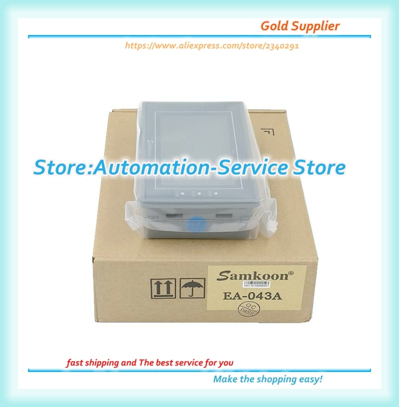 Nuevo en caja para HMI pantalla táctil EA-043A 4,3 pulgadas 480*272 garantía por 1 año