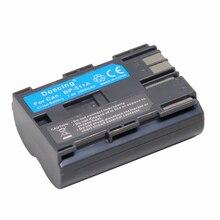 Doscing 1 pièces BP-511 BP511 BP 511 BP-511A Batterie De Remplacement pour Canon G6 G5 G3 G2 G1 EOS 300D 50D 40D 30D 20D 5D MV300i Caméra