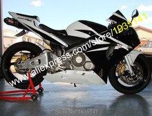 Czarny biały dla Honda CBR600RR F5 2003 2004 CBR 600 RR 600RR 03 04 sportowy motocykl zestaw owiewki (formowanie wtryskowe)