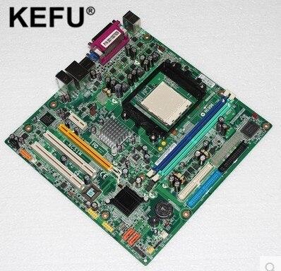 L-NC51M MS-7283 placa base de escritorio de lenovo A60 C51 sistema de circuito impreso DDR2 hembra AM2