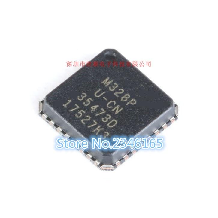 ATMEGA328P-MU atmega328p MEGA328P-MU QFN-32 novo e original