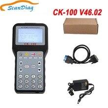 V46.02 CK100 programmateur de clé automatique   V99.99 CK100 nouvelle génération SBB CK100, programmateur de clé automatique CK100 avec 1024 jetons