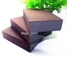 Brosse de nettoyage déponge magique   Éponge à nanodiamants, brosse de nettoyage de cuisine pour poêle, pot et bloc à hacher