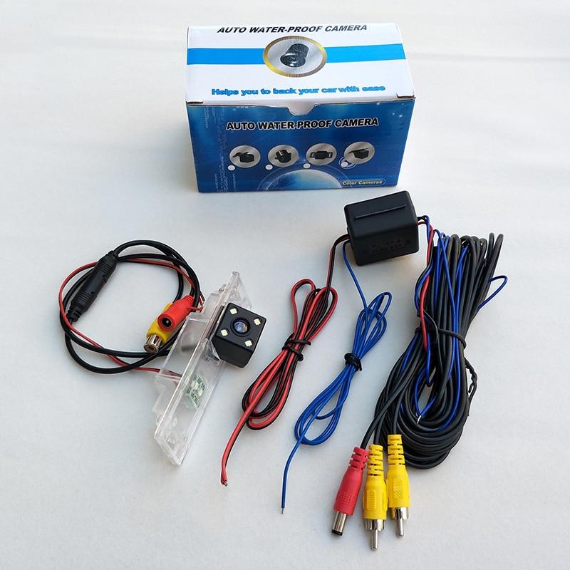 Cámara de visión trasera, mini Cooper Clubvan Paceman Clubman Countryman R55 R60 R61/visión nocturna cámara de respaldo de coche/HD CCD LED