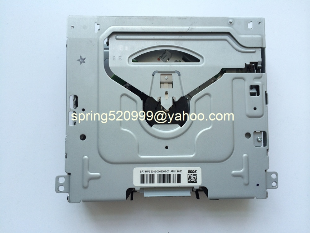 100% оригинальный новый BP7-MP3 механизм для VW HY HONDA TOYOTA KIA VW, автомобильная cd аудиосистема