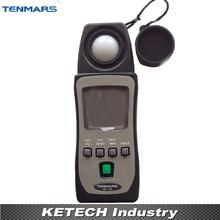 Testeur de compteur de lumière LUX/FC Lux illuminomètre TENMARS TM720