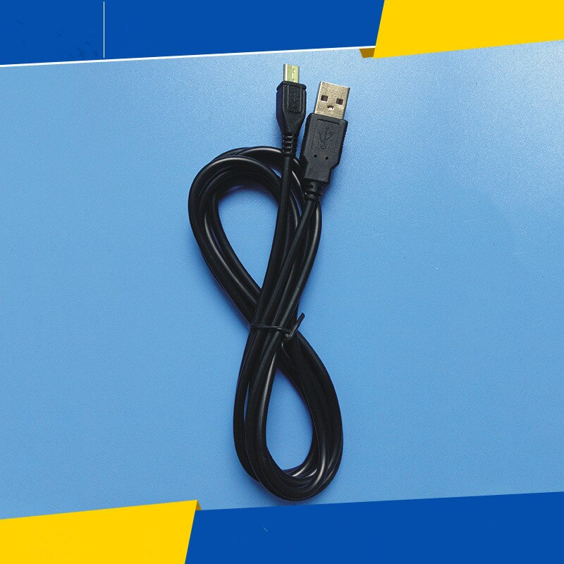 10 Uds. Cable de alimentación de carga Micro USB de 1,8 M...