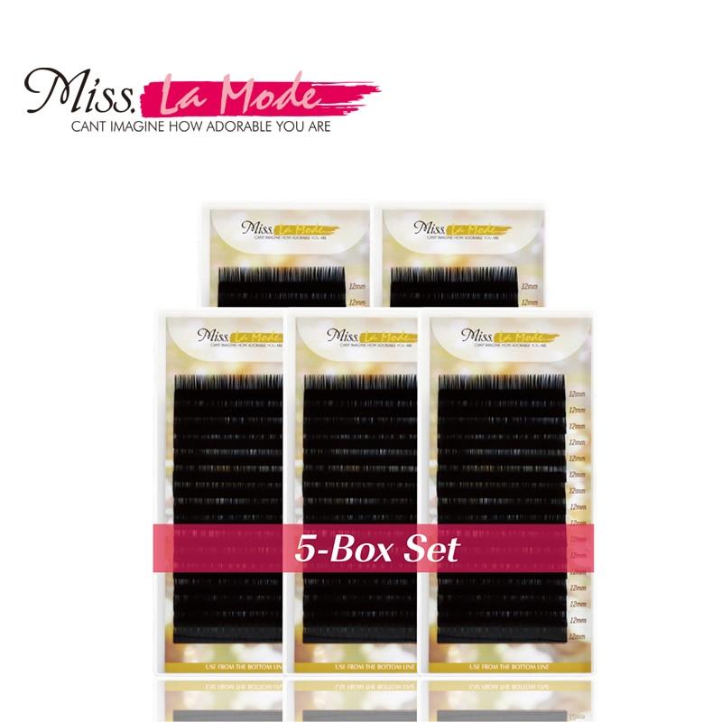 0.20 BCD Classic Eyelash Extension Individual Eyelashes Hot Selling Semi-permanent False Eyelashes Curl 5Pcs/lot