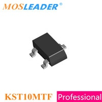 Mosleader KST10MTF SOT23 1000PCS 3000PCS KST10M KST10 NPN 25V 350mA Original High quality