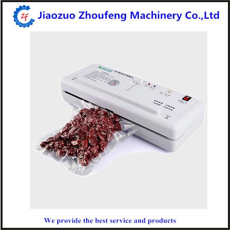 Vacuum food sealer home use vacuum packaging machine   ZF