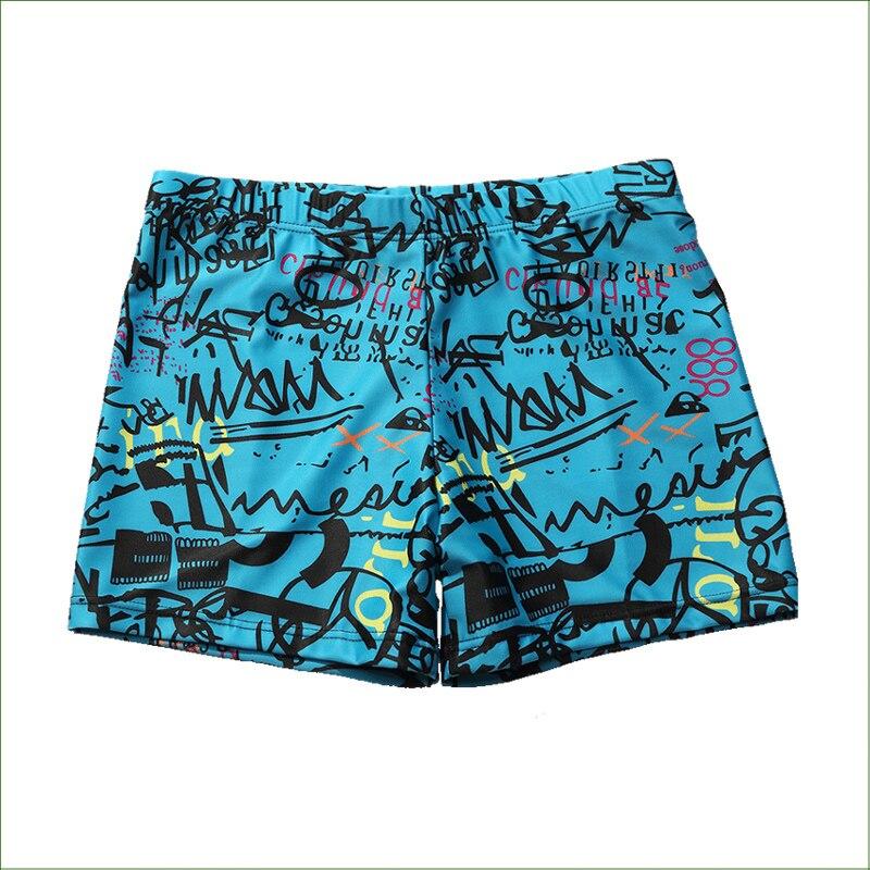 New 2017 SW-10M Quick Dry Men's swimming shorts swim trunks Textile printing Sport briefs masculine