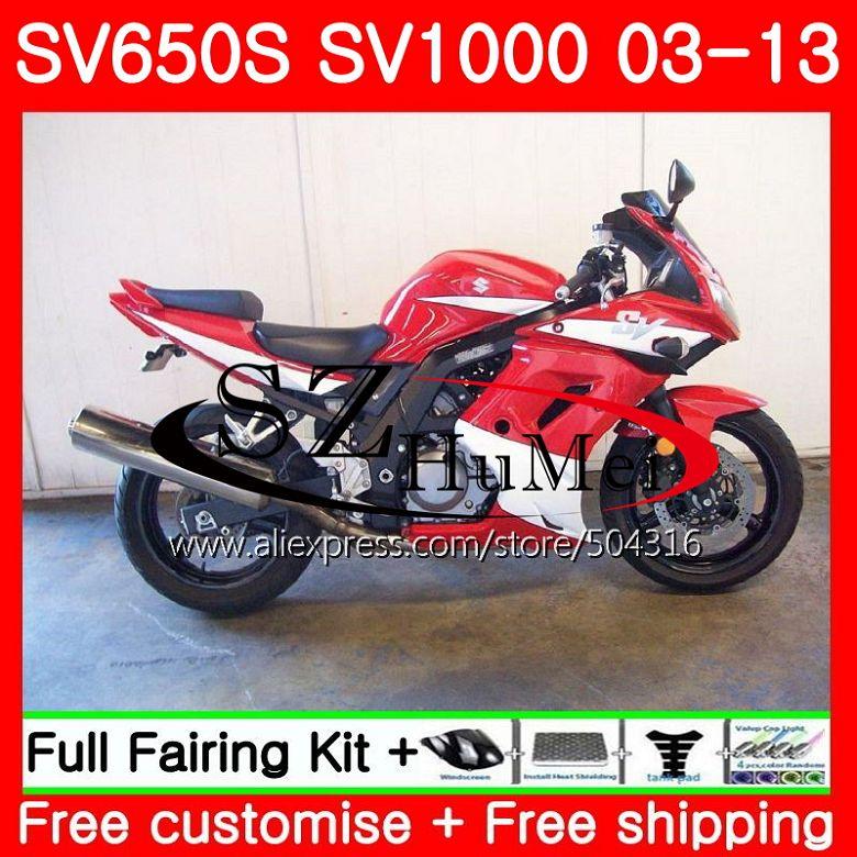 هدية لسوزوكي SV1000S SV650S 03 04 05 06 07 08 106SH.16SV650 1000 S SV 650S 1000 S 2003 2004 2005 2006 2007 2008