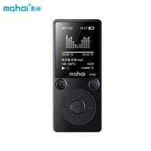 Mahdi Sport MP4 Speler 4G 8G Metalen Muziekspeler Ondersteuning Video Fm Tf E-book Opname Klok Luidspreker Oortelefoon