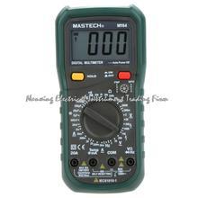 Multimètre numérique MASTECH MY64 testeur de température de capacité de fréquence DMM AC/DC avec ampèremètre de Test hFE Multimetro