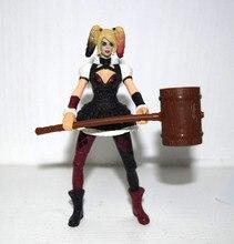 "Kolekcje DC Multiverse Harley Quinn z młotkiem 3.75 ""luźna figurka"