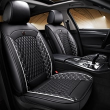 (Avant + Arrière) En Cuir Spécial housses de siège de voiture Pour Volvo c30 s40 s60 s80 v40 v50 v60 v70 xc60 2018 xc70 xc90