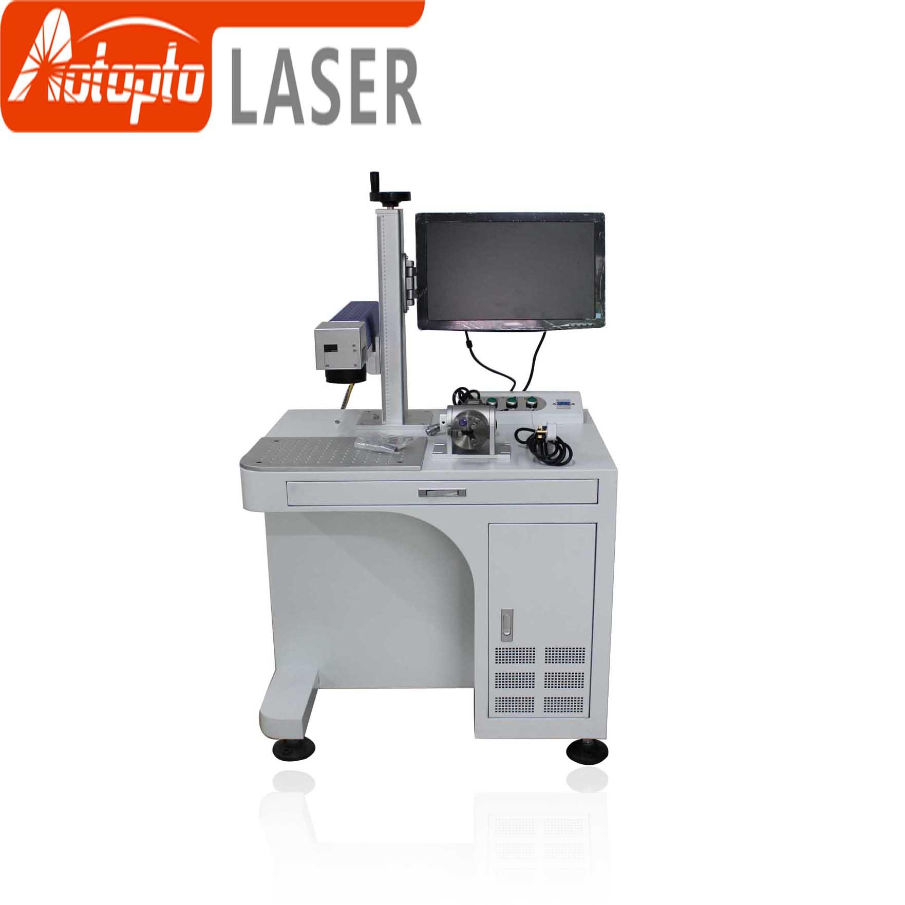 Fibe r20w 30W /50wRaycus fiber laser marking machine metal engraving diy cnc