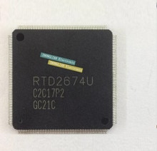 Free shipping 5pcs/lot RTD2674U RTD2674U-GR offen use laptop chip 100% new original