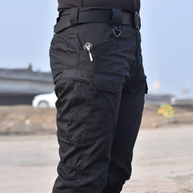 2020 taktische Hosen Military Cargo Hosen Männer Knie Pad SWAT Armee Airsoft einfarbig Kleidung Hunter Bereich Kampf Hosen Woodland