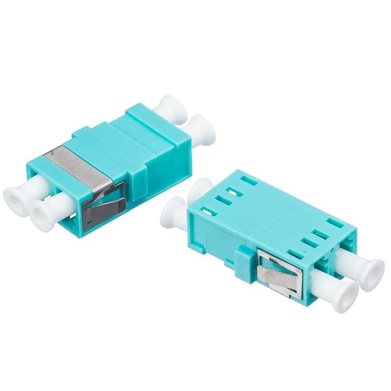 50 шт./лот волоконно-оптический соединитель Адаптер для фотовспышки 3 SX волоконный адаптер Цифровая связь оптоволоконный соединитель