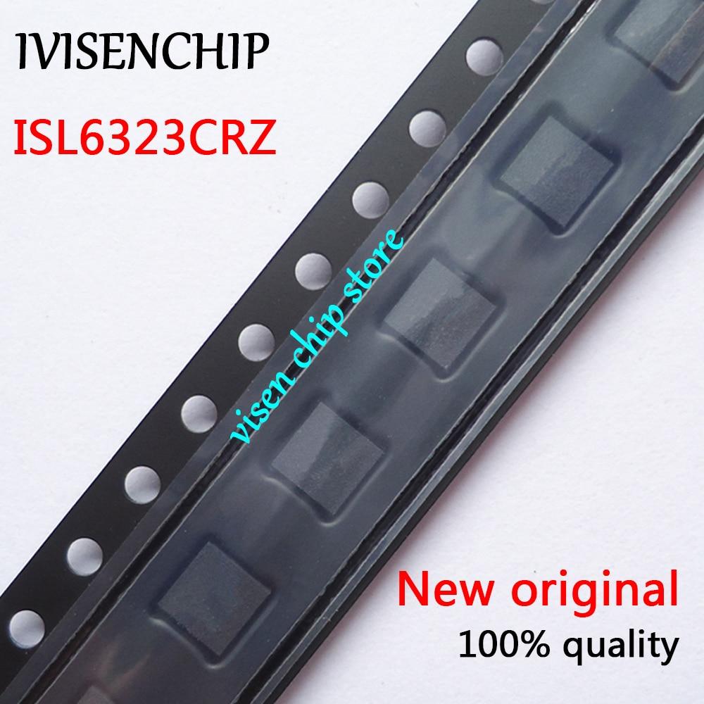 5pcs ISL6323CRZ ISL6323 QFN-48