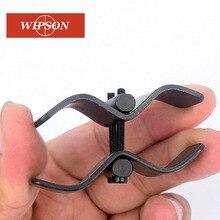 WIPSON robuste réglable haute anneau pince adaptateur portée baril Tube montage Picatinny pour lampe de poche Laser Airsoft fusil de chasse
