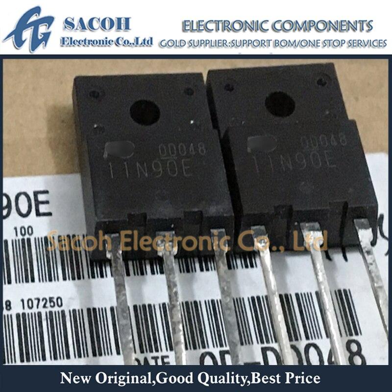 Envío gratis 10 Uds FFMR11N90E 11N90E o 09N90E TO-3PF 11A 900V Transistor MOSFET
