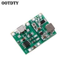 OOTDTY Lithium Li-ion 18650 3.7V 4.2V chargeur de batterie DC-DC