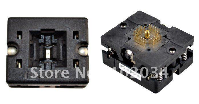 100% nuevo platonics 48LQ50S17070 QFN48 IC toma de prueba/Adaptador de programador/Toma de encendido (48LQ50S17070-D)