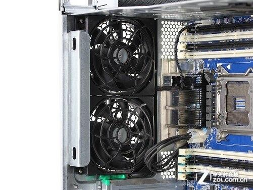 Ventilador para HP Z800 Z820 Z840 estación de trabajo utilizada para ventilador HP 647113-001