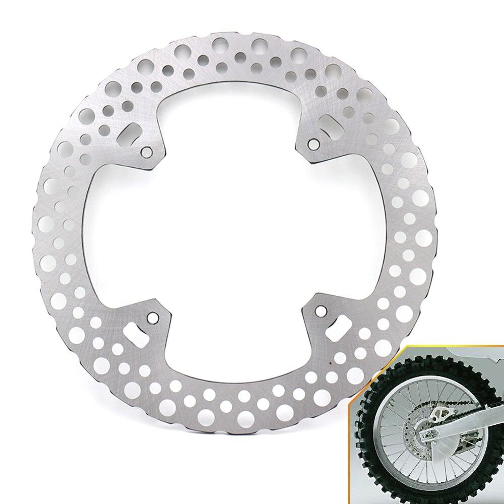 Trasero de la motocicleta disco de freno Rotor para HONDA CR125E CR125R CR250E CR250R 2002-2008 FCI 250R 250X 450R 450X 2004-2012