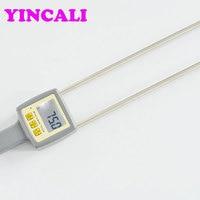 Fast Shipping Paper Bale Moisture Meter TK100M Display 4 digital LCD Paper Dust Moisture Analyzer Waste Paper hygrometer