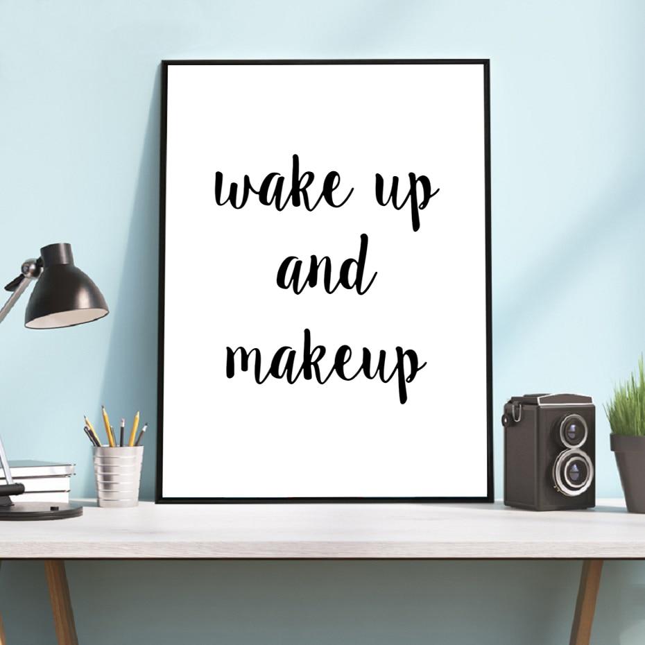 Acordar e fazer citações arte da lona por números quadros da parede quadros a óleo da arte da parede para sala de estar sem moldura