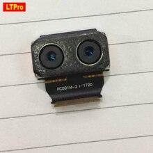 Ltpro alta qualidade testado trabalhando principal grande traseira câmera para motorola moto z2 força xt1789 peças de reposição do telefone