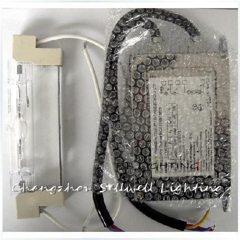 Great!combination Kit 150w/r7s 20000k Aquarium Hqi Series Metal Halide J005