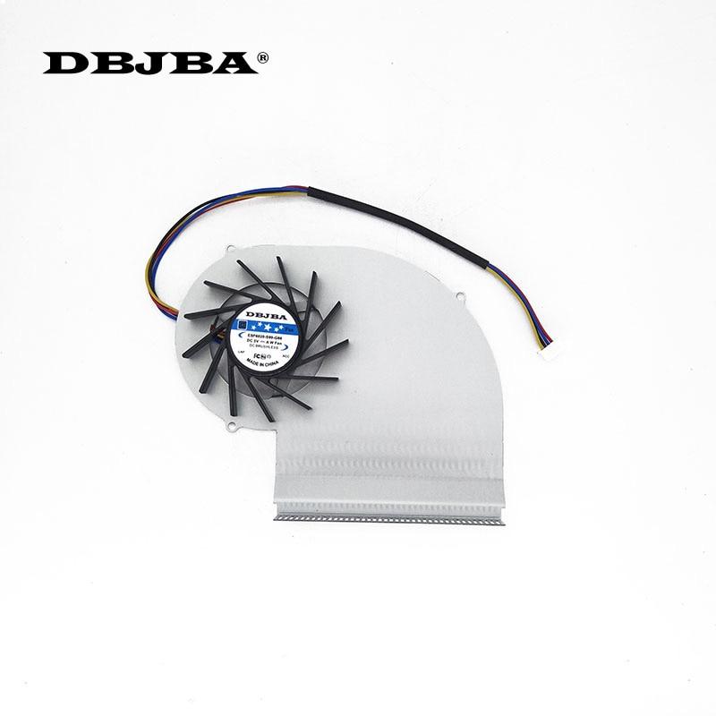 Ventilador para ASUS K70AB K501 K61 X66 X66IC K61IC K70IC X70IC X70AB X70 UDQF2ZR10DAS DC5V 13n0-eua0201 GPU laptop Ventilador de refrigeração