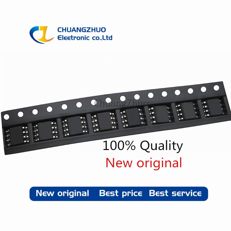 10 unids/lote ADUM1201 ADUM1201ARZ chip aislador digital de 2 canales SOP-8 nuevo original