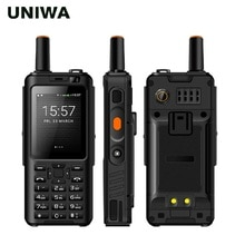 UNIWA Alps F40 Zello Walkie Talkie Mobile Phone IP65 Waterproof 2.4