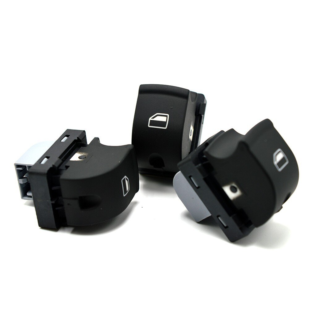 Envío gratis 3 uds de alta calidad para Audi A4 B6 B7 Sedan 2,0 T ventana Panel de alimentación interruptor de Control de 8E0 959 855 8E0959855