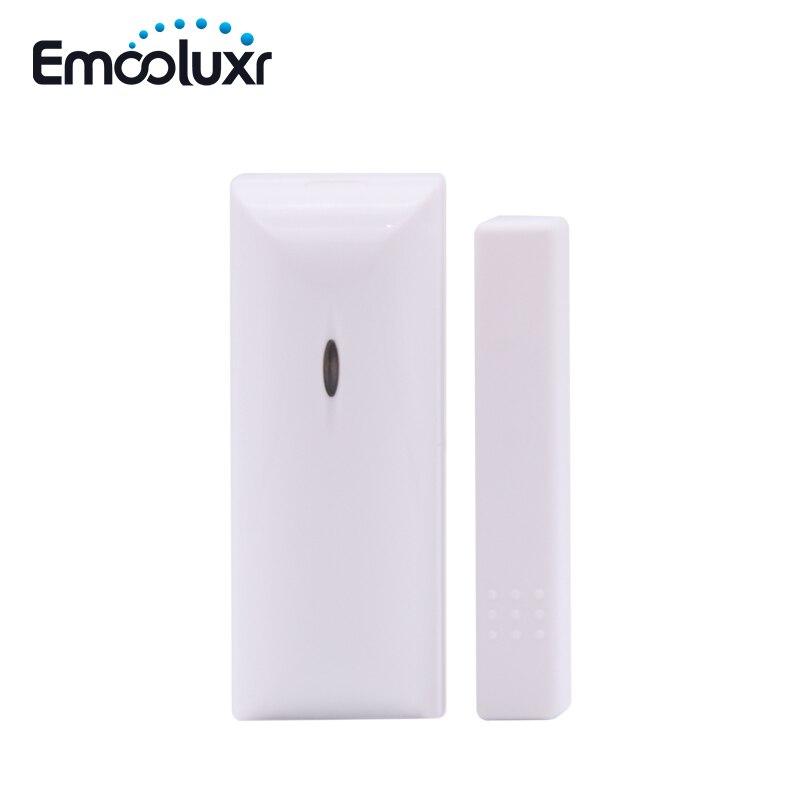Focus Alarm Door Sensor MD-210R 433/868mhz Window Door Detector Magnetic Contact Sensor Detect Door Open/Close