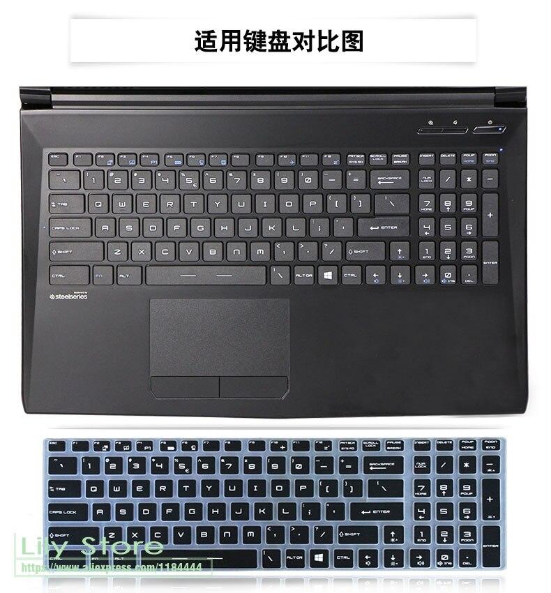 15 17,3 Защитная крышка для клавиатуры ноутбука MSI GS63 GS63VR Stealth Pro GT73 GT73VR TITAN GP72 GP72X Leopard GE62VR GE72VR
