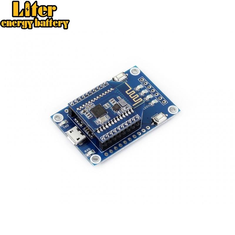 Kit de evaluación Bluetooth de modo Dual para módulo serial TTL diseñado para ser maestro/esclavo en uno, compatible con iBeacon